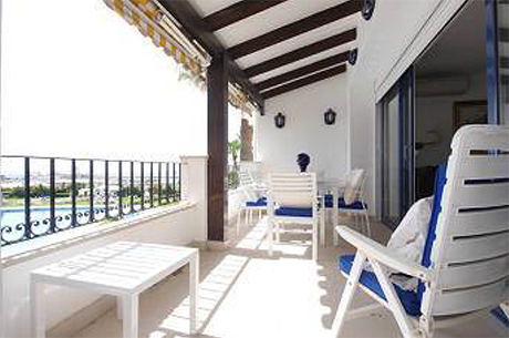 terrace pic spectacular apartment for sale in cabopino port